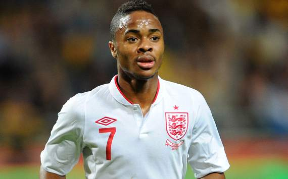 Liverpool winger Sterling commits international future to England