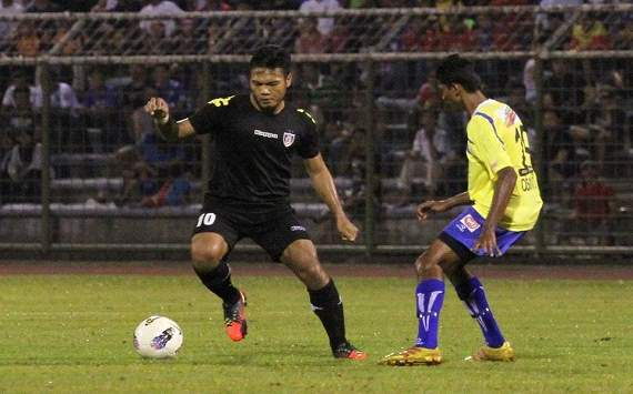 Safee Sali vs Woodlands Wellington