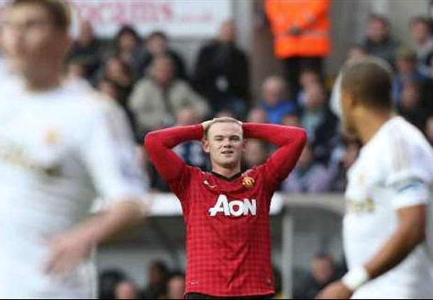 Rooney ruled out of Liverpool clash as Nani & Anderson return