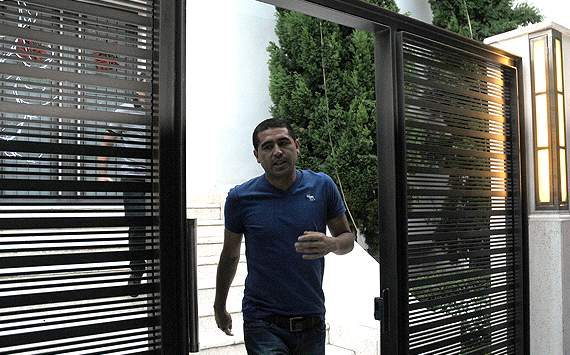 Riquelme says no to Boca Juniors return