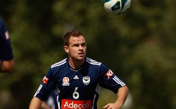 Broxham to go back as Melbourne Victory cope with absences