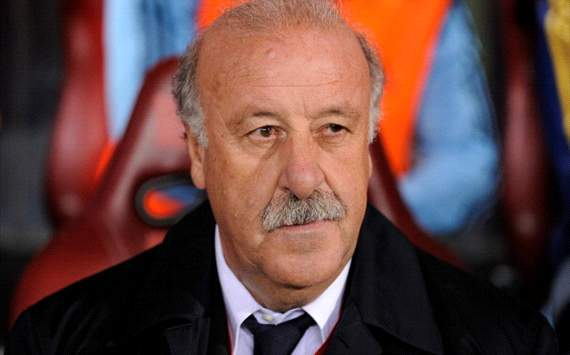 Del Bosque to step down after 2014