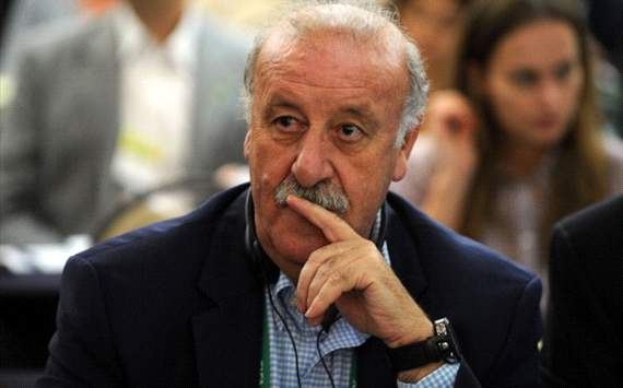Vicente Del Bosque: Real Madrid & Barcelona Favorit Juara Liga Champions