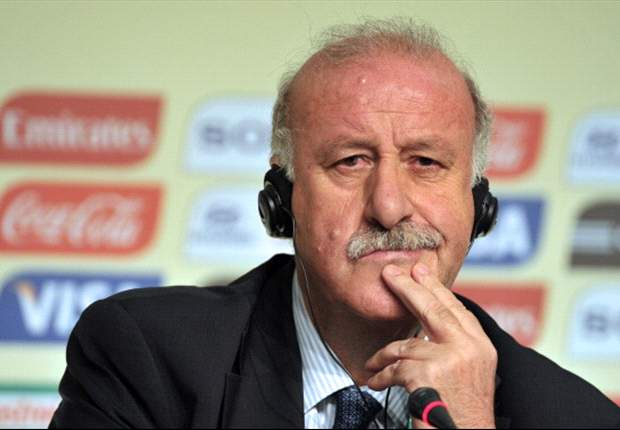 Del Bosque sets sights on success in Brazil as Spain look to build on golden 2012