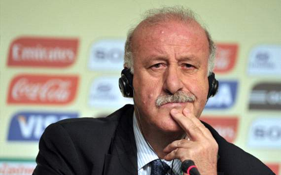 'Mourinho did it in Madrid's best interests' - Del Bosque plays down Casillas omission