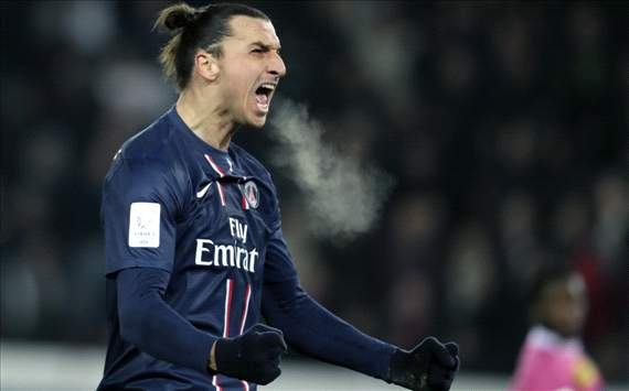 LFP decide not to punish Paris Saint-Germain's Zlatan Ibrahimovic