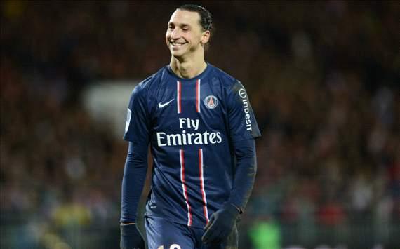 Zlatan Ibrahimovic, PSG, 2012