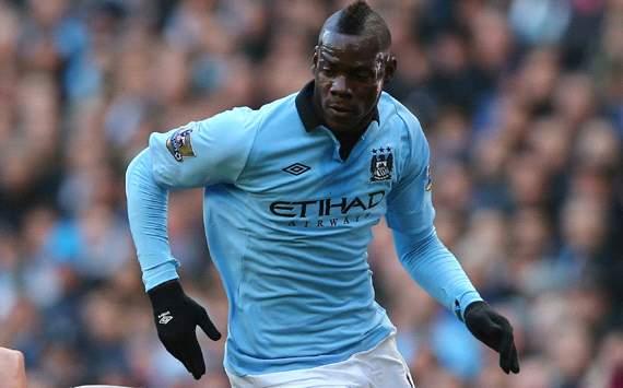 Mario Balotelli - Manchester City