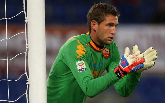 Stekelenburg will stay at Roma, says agent