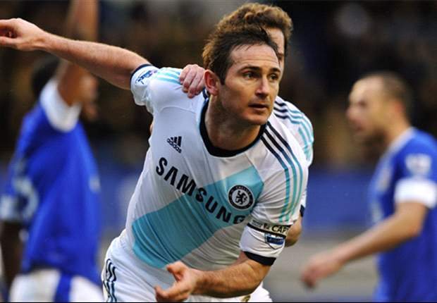 Lampard remains coy on Chelsea future after Everton win