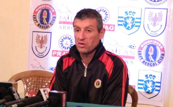 Trevor Morgan hails 'disciplined' East Bengal after Selangor win