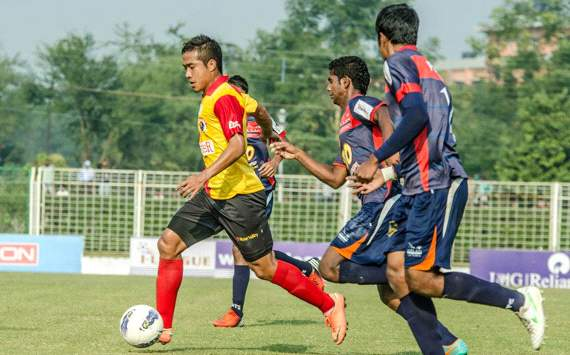 Lalrindika Ralte, East Bengal vs Pailan Arrows, I-League