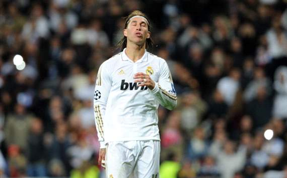 Ramos must address red rage or risk being remembered for the wrong reasons