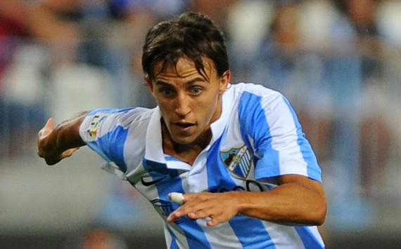 Buonanotte leaves Malaga for Granada