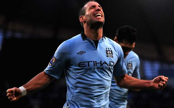 EPL - Manchester City v Stoke City, Pablo Zabaleta