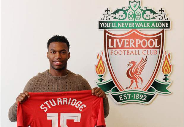 Liverpool sign Sturridge from Chelsea