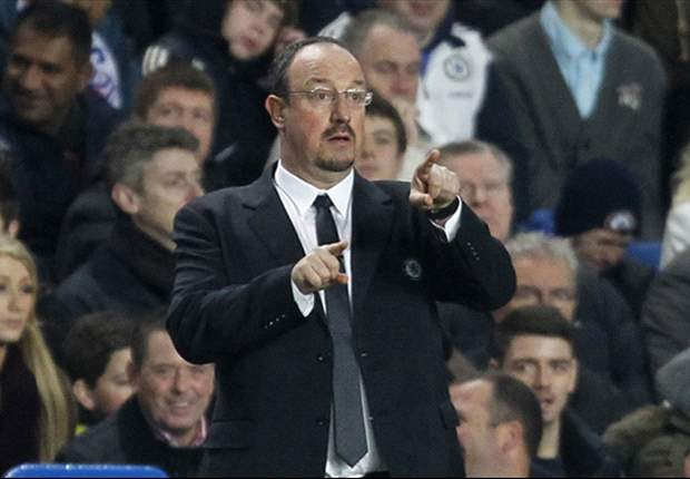 Benitez bemoans Chelsea fixture congestion ahead of Manchester City clash