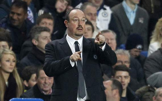 Benitez: Chelsea must be more clinical at home