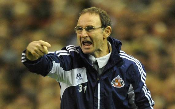 Martin O'Neill: Sunderland Termasuk Enam Besar EPL