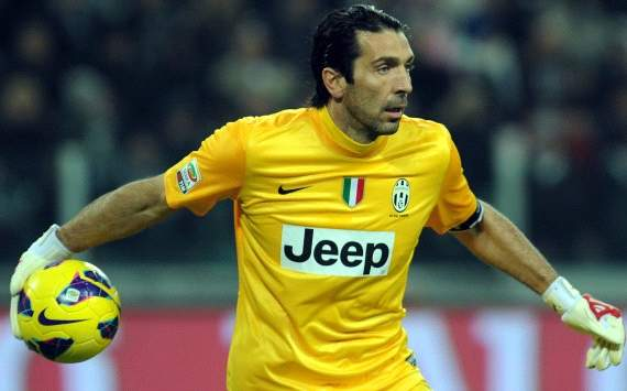 Buffon shoulders blame for Juventus defeat, while Marchisio suffers 'heavy bruising'