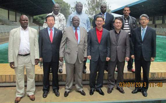 Kenya, South Korea FA strike partnership deal aimed at promoting the sport