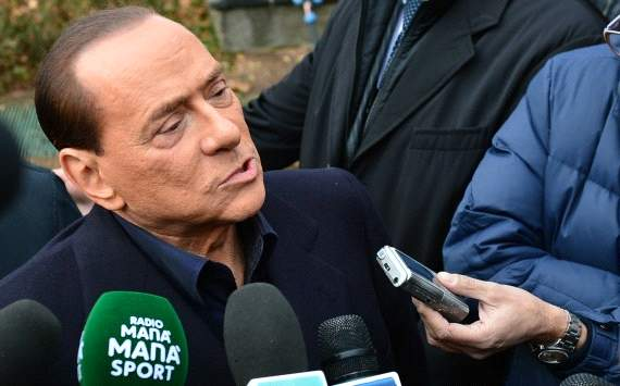 Berlusconi: AC Milan will always leave the pitch after racist abuse