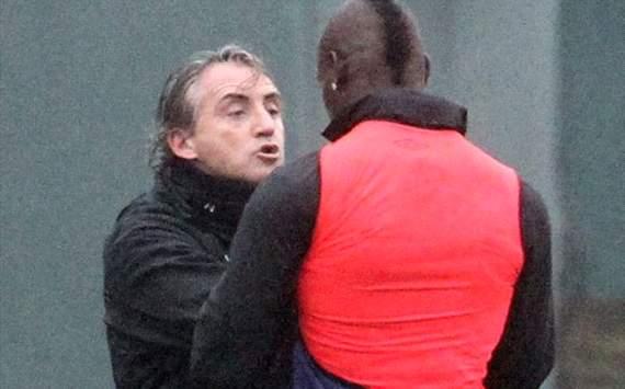 Mancini & Balotelli