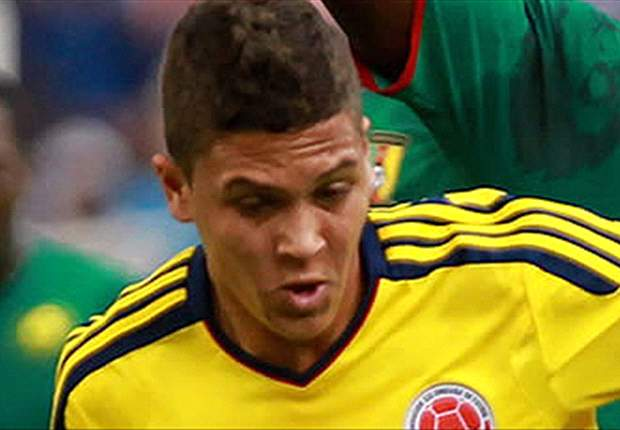 Colombian starlet Quintero reveals 'dream' of playing for Manchester United or City
