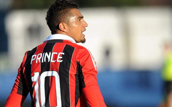 Kevin Prince Boateng - Milan