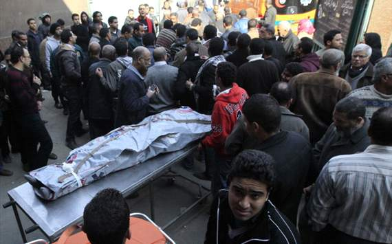 Egyptian court hands out 21 death sentences for Port Said violence