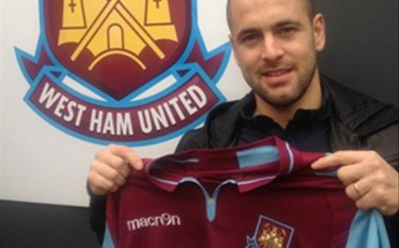 Joe Cole llega libre al West Ham