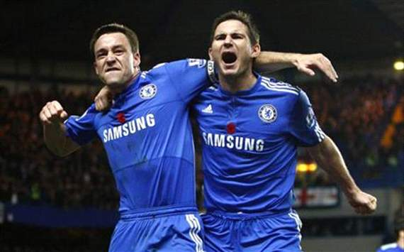 Frank Lampard es pretendido por el Manchester United, Arsenal y Tottenham  