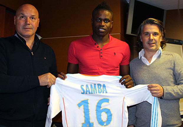 Brice Samba hoping to learn from Mandanda