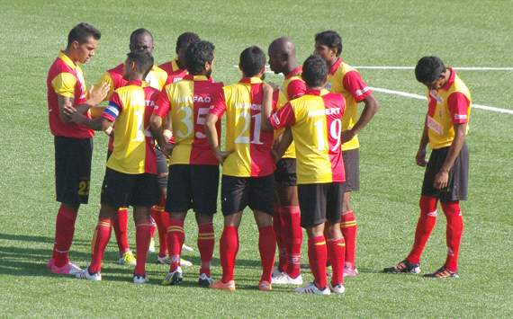 I-League: Salgaocar FC vs East Bengal