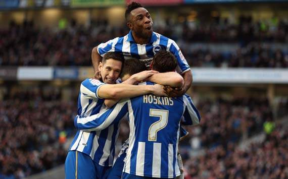 FA Cup; Will Hoskins; Brighton & Hove Albion Vs Newcastle United