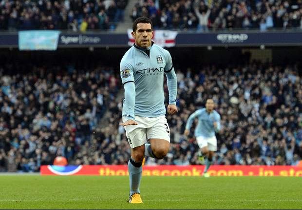 Tevez considering two-year Manchester City extension but dreaming of Boca Juniors return