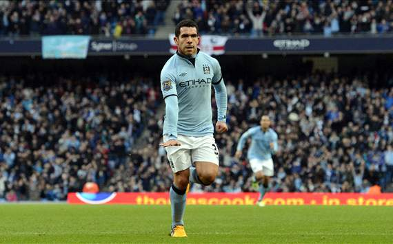 I nearly retired after Mancini bust-up, admits Tevez