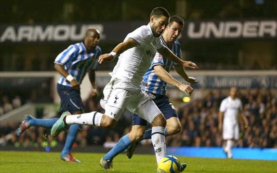 Clint Dempsey, Tottenham, Coventry City, FA Cup