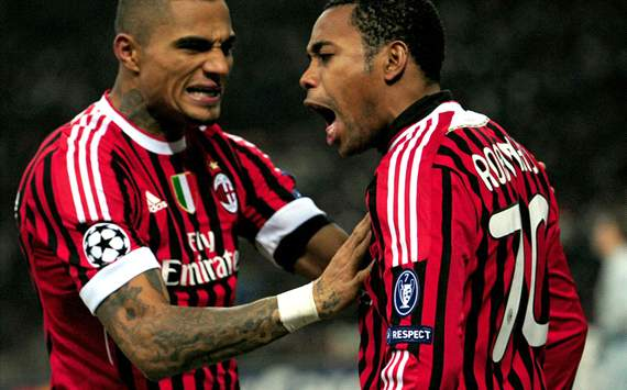 Robinho: Balotelli will help AC Milan