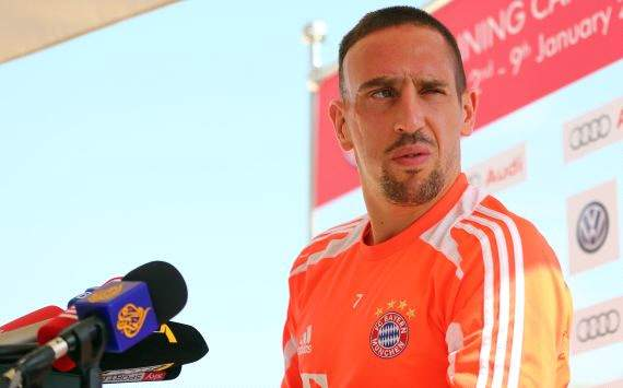 Franck Ribery Jelaskan Perselisihannya Dengan Seorang Fans