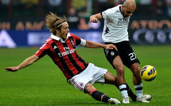 Serie A - Siena vs AC Milan 19th May 2013