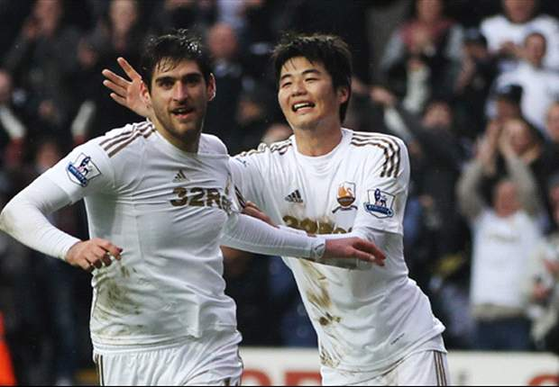 Swansea have received no bids for Graham, says Laudrup