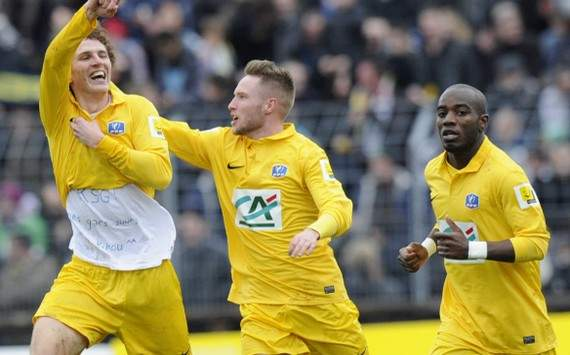 Coupe de France : Epinal vs Lyon