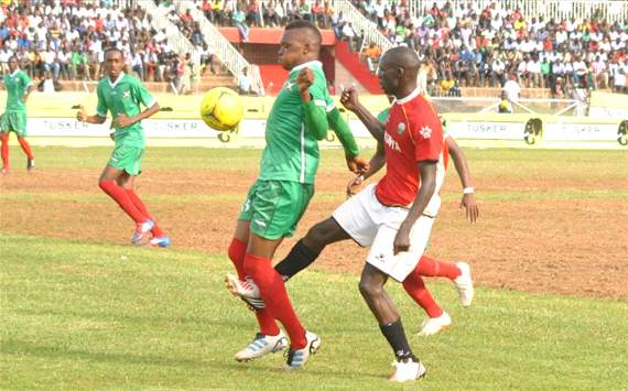 Stars eliminated from CHAN qualifiers by Burundi's Swallows after barren draw