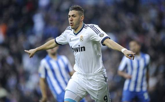 Benzema / Real Madrid - Real Sociedad