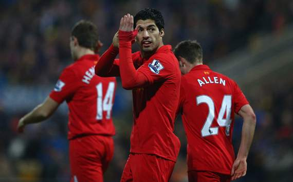 No repeat of Red Issue's Suarez jibe