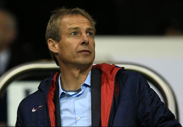 Klinsmann: Guardiola return is fantastic