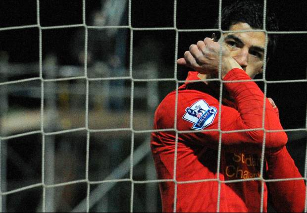 Liverpool directors 'embarrassed' by Suarez goal, claims Mansfield owner