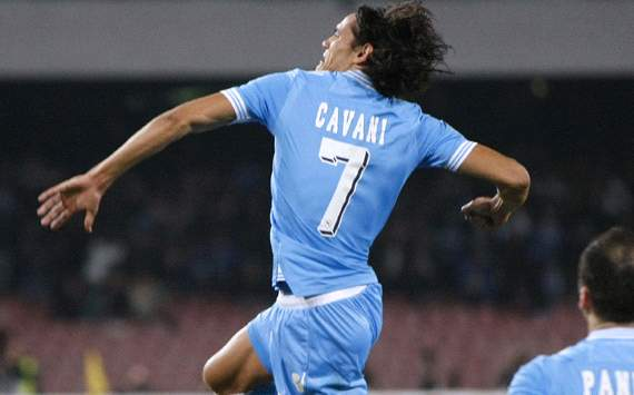 Real Madrid has always been my son's dream, says Cavani's father