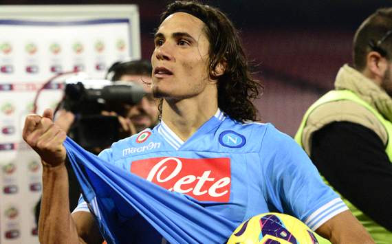 &quot;Real Madrid zou ideaal zijn voor Cavani&quot;
